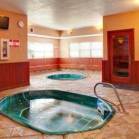 Legacy Vacation Club Steamboat Springs - Suites Hot Tub