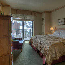 Steamboat Grand Bedroom