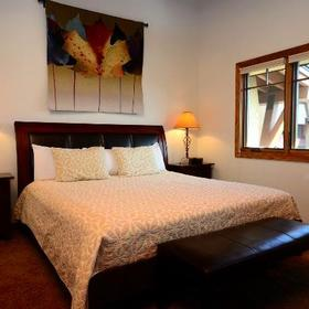 The Phoenix at Steamboat Bedroom