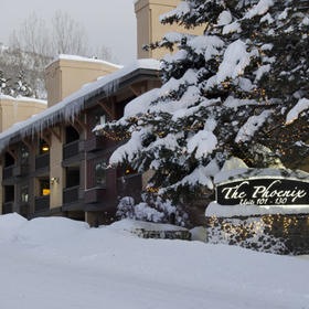The Phoenix at Steamboat Exterior