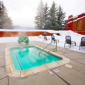 The Village at Steamboat Hot Tub