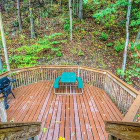 Club Chalet of Gatlinburg - 6D Deck