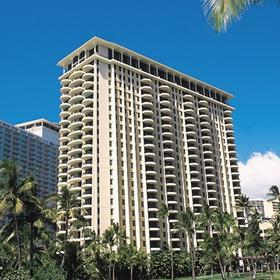 Hilton Grand Vacations Club (HGVC) at Hilton Hawaiian Village Exterior