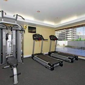 Wyndham Vacation Resorts Royal Garden at Waikiki Fitness Center