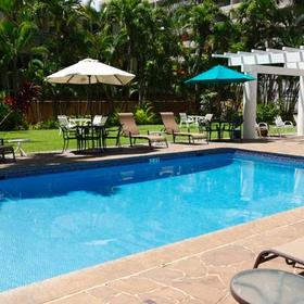 Wyndham Vacation Resorts Royal Garden at Waikiki Pool