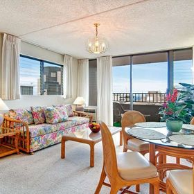 Royal Kuhio Living and Dining Area