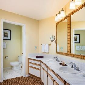Wyndham Mauna Loa Village Bathroom