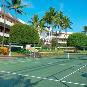 Wyndham Royal Sea Cliff Tennis Courts