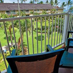 Kauai Coast Resort at the Beachboy Lanai