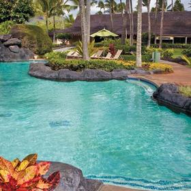 Kauai Coast Resort at the Beachboy Pool