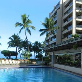 Sands of Kahana Vacation Club Pool