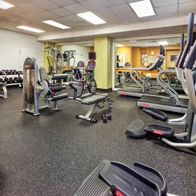 Wyndham Harbour Lights Fitness Center
