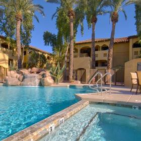 Holiday Inn Club Vacations Scottsdale Resort Pool