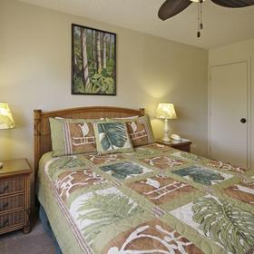 Kamaole Sands Bedroom