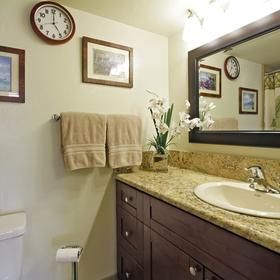 Kamaole Sands Bathroom