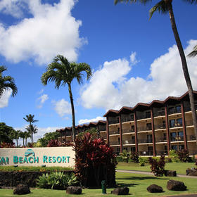 Lawai Beach Resort Exterior