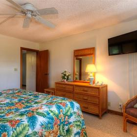 Lawai Beach Resort Bedroom
