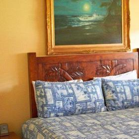 The Kuleana Club Bedroom