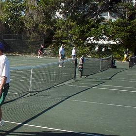 Wyndham Ocean Palms - Tennis Courts