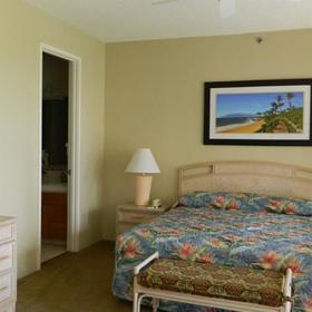 Shared Ownership at Sands of Kahana Bedroom