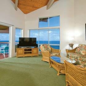 Wyndham Shearwater Living Area