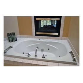 Long Hollow Point Inn - Unit Jacuzzi Tub