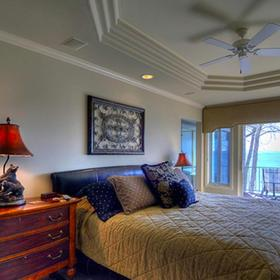 Sweetbriar at the Water's Edge Bedroom