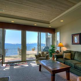 Sweetbriar at the Water's Edge Living Area