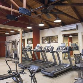 Kohala Suites by Hilton Grand Vacations Club Fitness Center