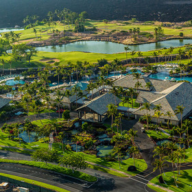 Hilton Grand Vacations Club (HGVC) at Waikoloa Beach Resort Exterior