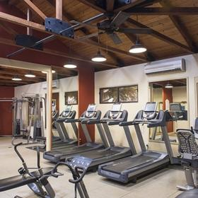 Hilton Grand Vacations Club (HGVC) at Waikoloa Beach Resort Fitness Center