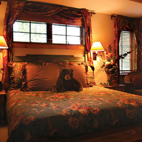 Hearthstone at Spring Mountain Ranch Bedroom