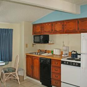 Nautical Watch Beach Resort Kitchen