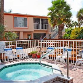 Nautical Watch Beach Resort Hot Tub