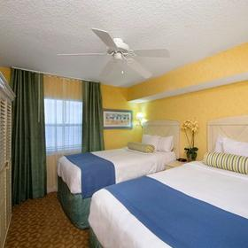 Holiday Inn Club Vacations Cape Canaveral Beach Resort Bedroom