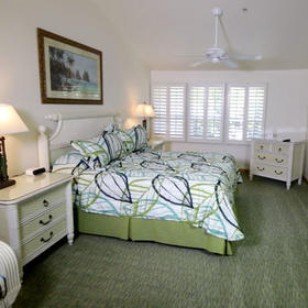The Cottages at South Seas Island Resort Bedroom