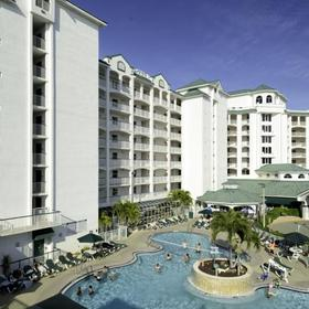 The Resort on Cocoa Beach Exterior