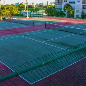 The Resort on Cocoa Beach Tennis Courts