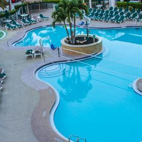 The Resort on Cocoa Beach Pool