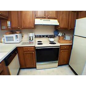 Windy Shores II - Unit Kitchen