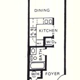 Windy Shores II - Unit Floor Plan