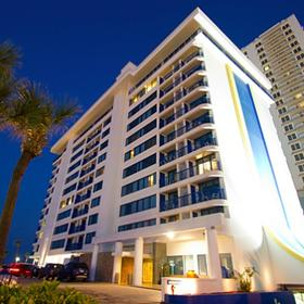 Daytona Beach Regency Exterior