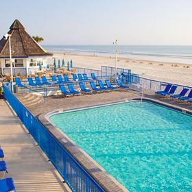 Daytona Beach Regency Pool