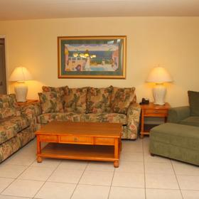 Daytona Resort & Club Living Area