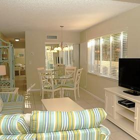 Berkshire by the Sea Living Area
