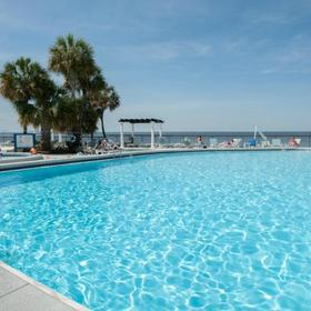 Bay Club of Sandestin Pool