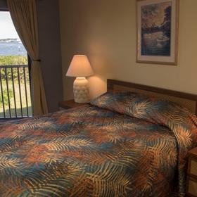 Englewood Beach and Yacht Club Bedroom