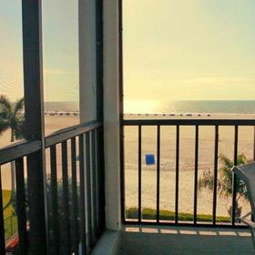 Hilton Grand Vacations Club (HGVC) Seawatch On-the-Beach Balcony
