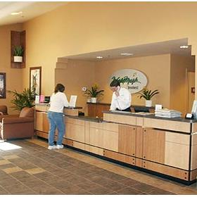 Wyndham South Shore - lobby