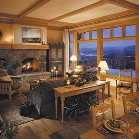 The Villas at Trapp Family Lodge Living Area